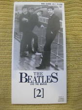 "The Beatles - Live the Beatles [2] (CD) Japanese special 3"" limited edition rare"