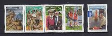 Australia 2010 Kokoda Stamp Set (3279)