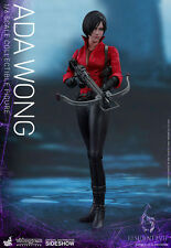 "Hot Toys Resident Evil 6 Ada Wong 1/6 Scale 12"" Action Figure Biohazard MISB"
