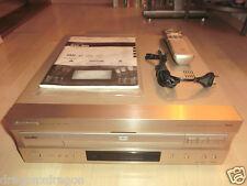 Pioneer DVL-909 LaserDisc LD / DVD-Player, Champagner, gepflegt, 2J. Garantie