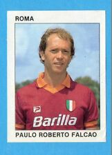 CALCIO FLASH '84 -Figurina n.219- FALCAO - ROMA -Recuperata