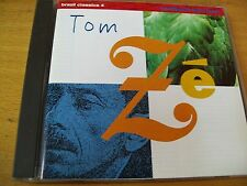 TOM ZE BRAZIL THE BEST OF  CD MINT-