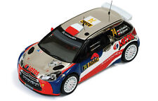 IXO Citroen DS3 RRC #74 Rally Alemania (Germany) 2013 Kubica - Baran RAM539 1/43