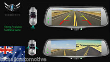 """7.2"""" Rear View Monitor replacement monitor with 3 screens for multiple vehicles"""