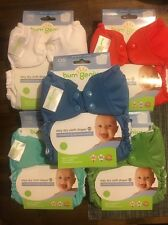 Lot Of 5 Brand New Bumgenius 4.0 Diapers