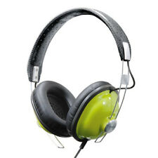 Panasonic Retro Best in Class Over-the-Ear Stereo Headphones RP-HTX7-G1 (Green