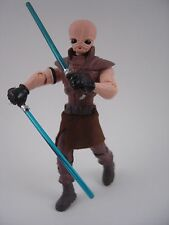 Custom Star Wars Bith Jedi 3.75in figure yoda sith mandalorian clone darth