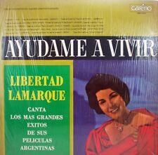 Libertad Lamarque  Ayudame a Vivir    LP