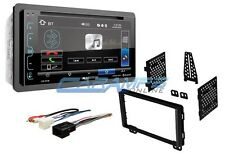 "NEW SOUNDSTREAM 6.2"" BLUETOOTH CAR STEREO RADIO W/ DASH KIT AND SMARTPHONE INTG"