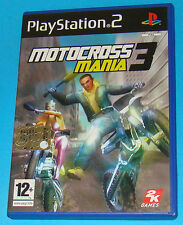 Motocross Mania 3 - Sony Playstation 2 PS2 - PAL