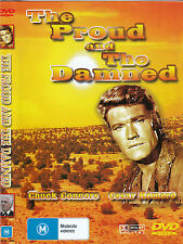 The Proud And The Damned-1972-Chuck Connors-Movie-DVD
