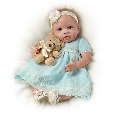 You Are so Beautiful Ashton Drake Baby Doll by Linda Murray 17 inches