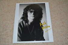 MIKE MORAN signed Autogramm  In Person 20x25 cm QUEEN producer Mercury