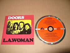 The Doors L.A. Woman cd 10 tracks 1971  Early Rare Press