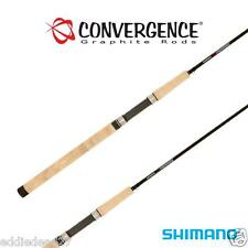 "Shimano Convergence Steelhead Spinning Rod CVSL106L2B 10'6"" Light 2pc"