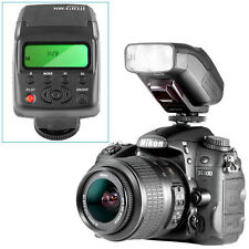 Neewer NW-610II Mini LCD Display On-camera Flash Speedlite for Sony A7 A7S/A7SII