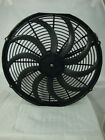 16 INCH LOW PROFILE HIGH PERFORMANCE THERMO FAN 12v