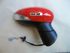 Ford fiesta Mk7 Wing Door Electric Mirror PAINTED IN FORD RACE RED  08-12
