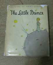 THE LITTLE PRINCE - de Saint-Exupery - 1943 1st Harcourt  HCDJ - $3.75 - film