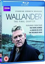 Wallander UK Series 4: The Final Chapter [BBC] (Blu-ray)~~~Kenneth Branagh~~~NEW
