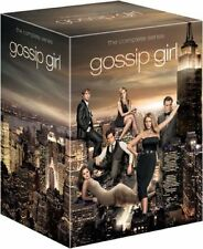 Gossip Girl: The Complete Series Season 1 2 3 4 5 6 DVD Boxed Set NEW!
