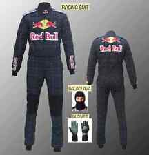 Go kart hobby race suit Red Bull style basic (free gifts)
