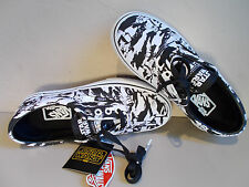 Vans Star Wars Era Darkside/Stormtrooper Camo Shoes Youth/Men's Size 3.5 NIB