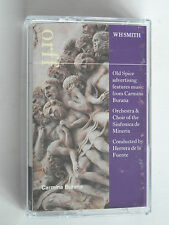 Orff - Carmina Burana - Cassette Tape, Used Very Good
