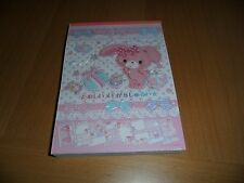 Sanrio BonBonRibbon 8 design 144 sheet memo note pad   sz  4  1/8 by 5  7/8""
