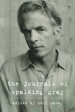Spalding Gray - Journals Of Spalding Gray (2014) - Used - Trade Cloth (Hard