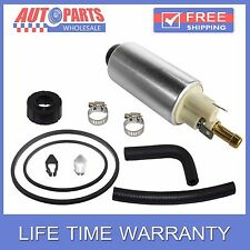 LIFE TIME WARRANTY 80-100PSI NEW OEM REPLACEMENT EFI FUEL PUMP&INSTALL E2001 AW