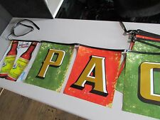NEW Pacifico Black String Beer Banner Pennants sign Mexico Cerveza light Flag B3
