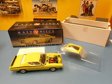 "AMT  ERTL MASTERPIECE  REPLICA 1971 DODGE CHARGER R/T M ""NIB"""