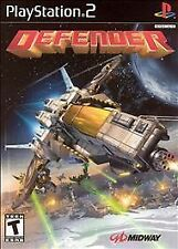 Defender **NEW** (Sony Playstation 2 PS2) Video Game