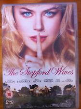 Nicole Kidman Christopher Walken STEPFORD ESPOSAS 2004 comedia Versión GB DVD