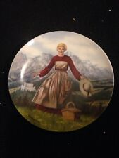The Sound Of Music Collector Plate