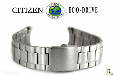 Citizen Eco-Drive BM7120-01A Titanium Silver Tone Watch Band BM7120-01E