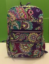 New With Tag Vera Bradley Large Campus Backpack in Heather