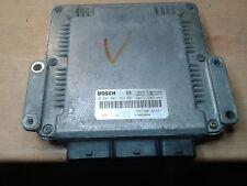 Renault 2.2 DCI ECU Plug and Play Virgen se auto código 0281001999 7700104407