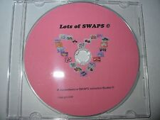 SWAPS 300+ Ideas Directions on Resource CD Scout Girl