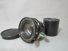 SUPER-35 SCHNEIDER CINE-XENON 2/50MM ARRIFLEX-MOUNT LENS 35MM MOVIE CAMERA