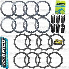 Apico Clutch Kit Steel Friction Plates & Springs For KTM EXC 250 2009 Enduro