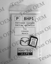 Latest 2016 2017 Mazda6 CX5 CX-5 Navigation SD CARD BHP1 66 EZ1E ,EZ1D US Canada