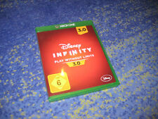 DISNEY Infinity 3.0 Xbox One software gioco OVP X BOX ONE GIOCO GAME XBOX