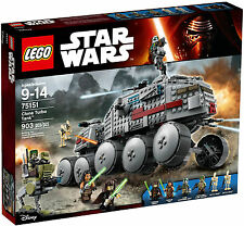 LEGO Star Wars 75151: Clone Turbo Tank - Brand New