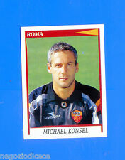 CALCIATORI PANINI 1998-99 Figurina-Sticker n. 280 - KONSEL - ROMA -New