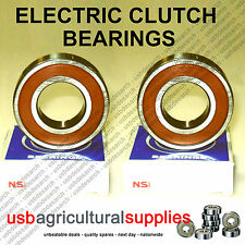 2 x ELECTROMAGNETIC CLUTCH BEARINGS COUNTAX WESTWOOD A SERIES - NEXT DAY DEL