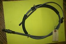 NOS 1973 74 75 FORD F100 2WHD PARKING BRAKE CABLE LH