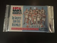 1992 Skybox~USA Basketball ~The Greatest Team Ever Assembled ~8 Collector Cards