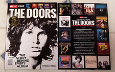 The DOORS Music Icons Special Edition 98 Pages STORY BEHIND EVERY ALBUM Morrison